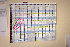 Events Calendar, by Yandle
