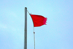 The Red Flag, Tim Green aka atoach