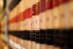 Law Books, by Mr. T in DC