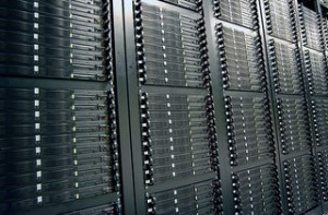 Servers Stock Photo, by getButterfly